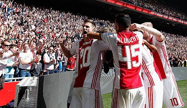 International: Ajax Amsterdams Talentschmiede – Die fünfte Generation