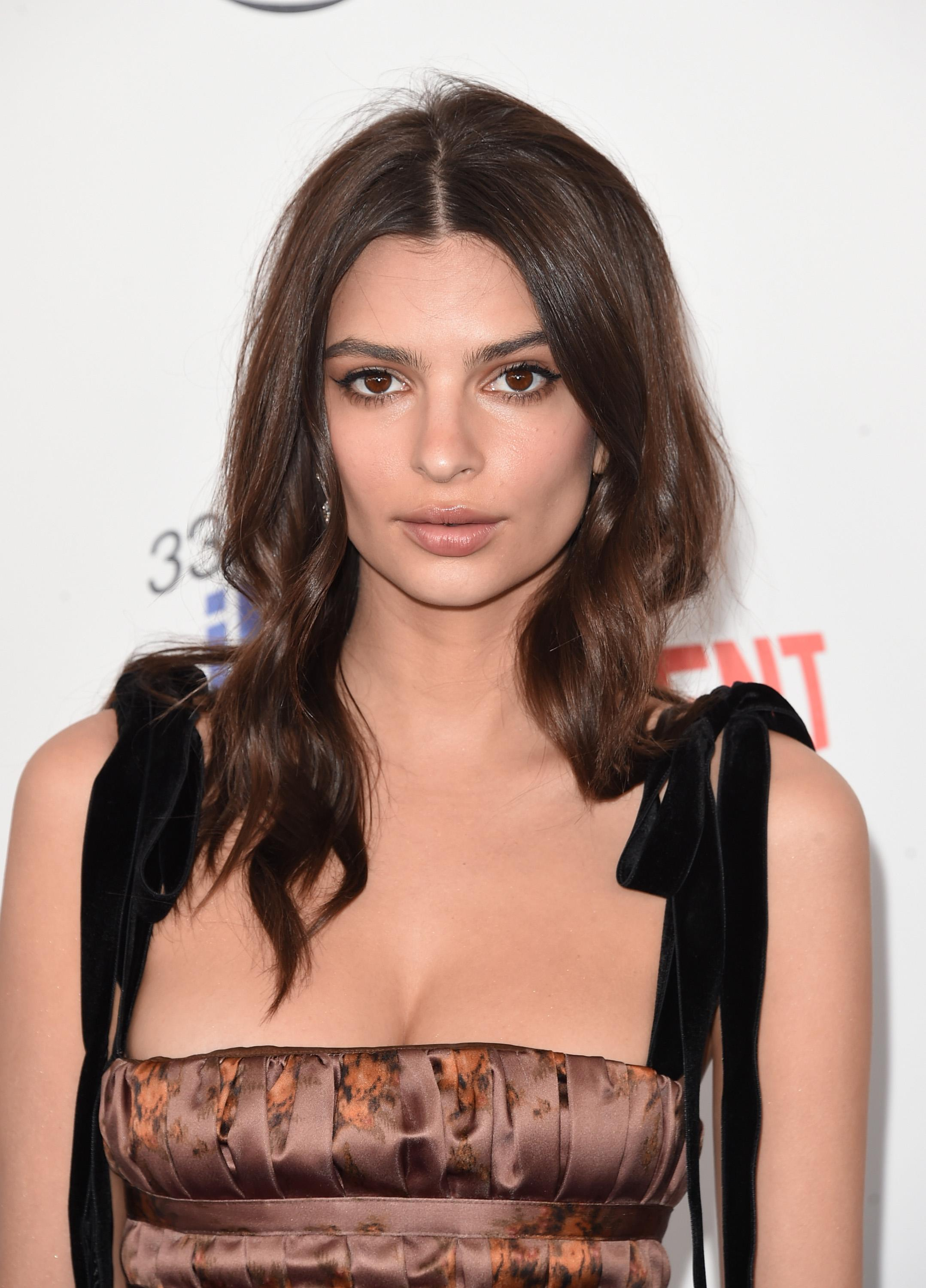 07c21ff40f6e1 Emily Ratajkowski is being trolled about her body. (Photo: Jason  Merritt/Getty Images)