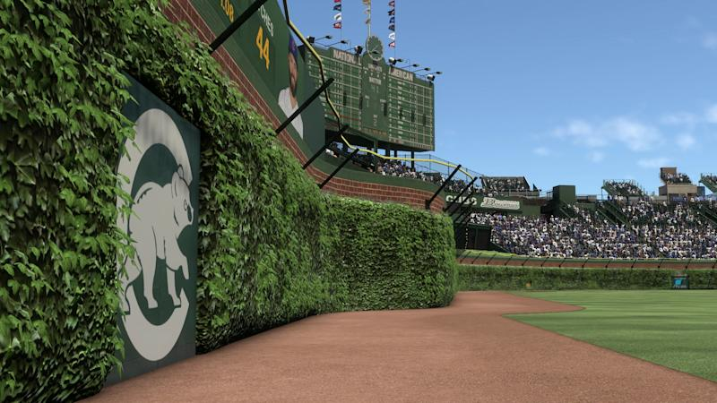MLB The Show 17 Wrigley Field