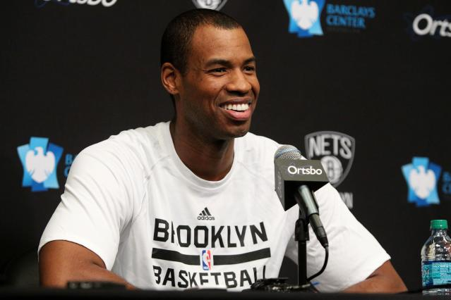 Jason Collins says he's received gay insults from just one opponent