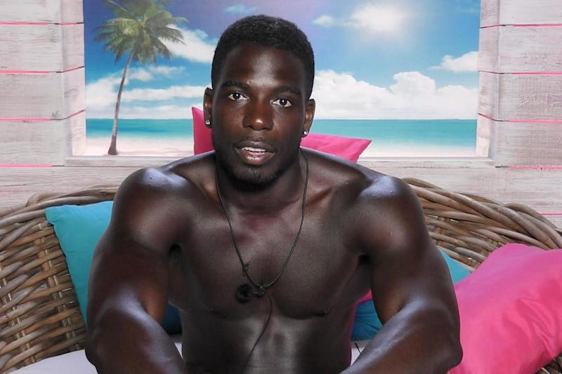 Staged: Marcel Somerville has revealed his mentions of Blazin' Squad were staged: ITV