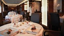 <p>Le Champagne charges $40 per person just to get a reservation. (silversea.com) </p>