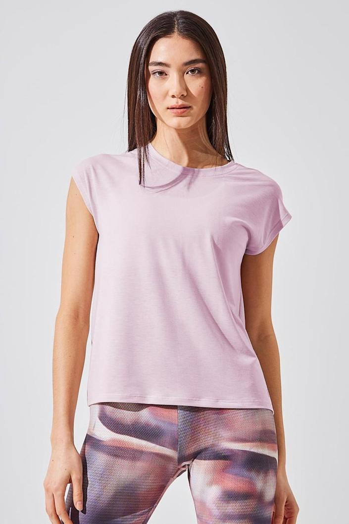 Tracker Recycled Polyester Top. Image via MPG Sport.