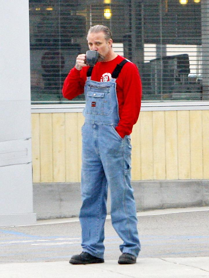 "In addition to claiming the ""Most Hated Man in America"" crown after hurting the beloved Sandra Bullock, Jesse James can also claim to be the worst-dressed man in the world. Larsen/Tony/<a href=""http://www.infdaily.com"" target=""new"">INFDaily.com</a> - April 27, 2010"