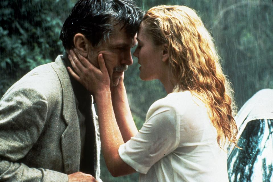 """<strong><em><h3>Poison Ivy </h3></em></strong><h3>(1992)<br></h3><br>Drew Barrymore plays a seductress named Ivy, and Ivy becomes poison for the Cooper family. Seeking a stable home life, Ivy <em>very </em>creepily ingratiates herself into the Cooper family by seducing the father. Then, she attempts to off the mother, and frame the daughter. It's sexy in an erotic thriller sort of way.<span class=""""copyright"""">SNAP/REX/Shutterstock</span>"""
