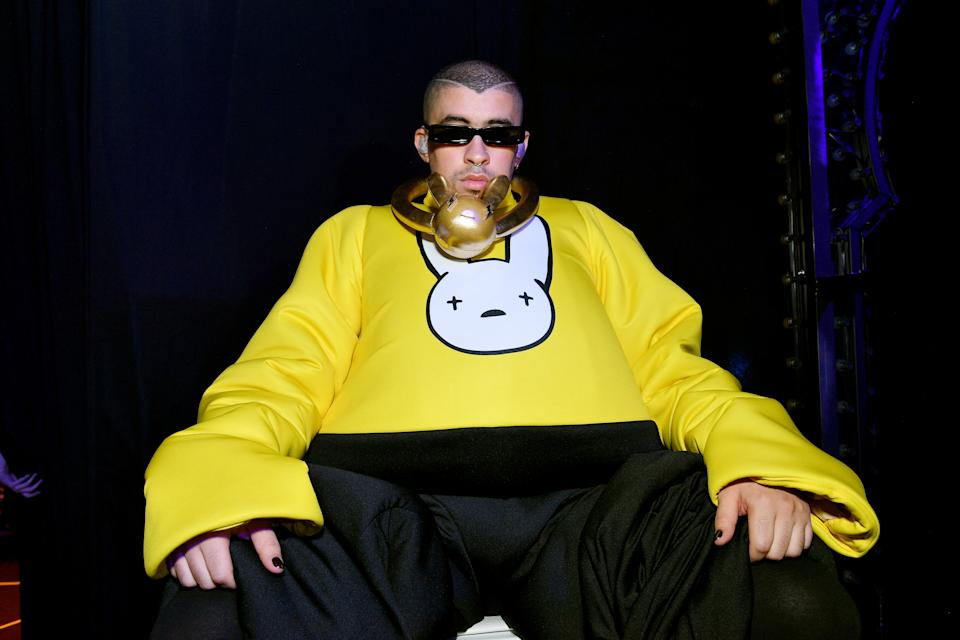 Bad Bunny (Getty Images)