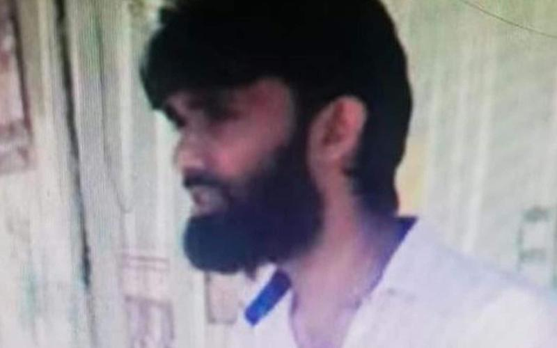 A photograph has been obtained by Sky News which, according to a security source, is of the suspected Sri Lanka suicide bomber who studied in Britain - Sky News