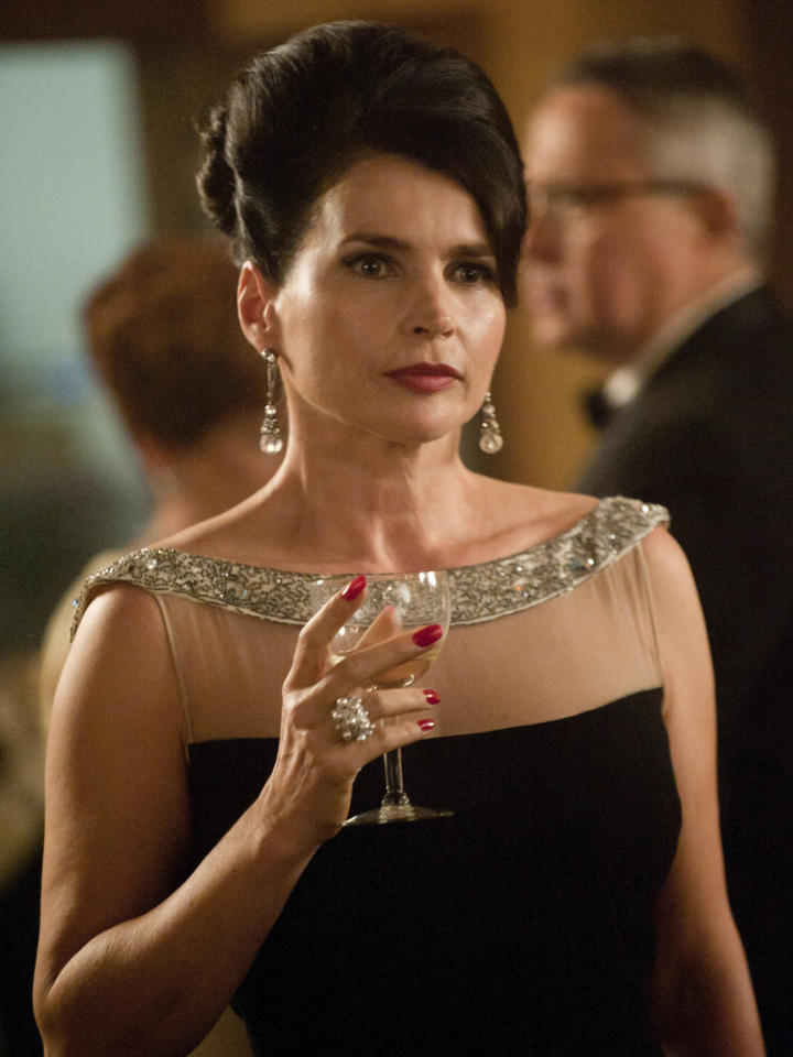 Marie Calvet (Julia Ormond) - Mad Men - Season 5, Episode 7 -  Photo Credit: Ron Jaffe/AMC