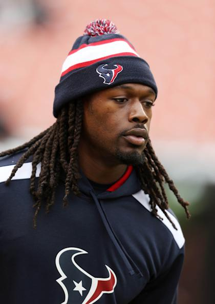 Jadeveon Clowney played in only four games this season for Houston. (USA TODAY Sports)