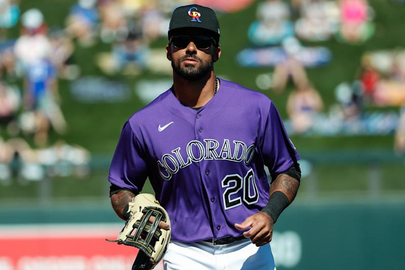 Colorado Rockies center fielder Ian Desmond will not play this season amid the COVID-19 pandemic, massive Black Lives Matter movement.