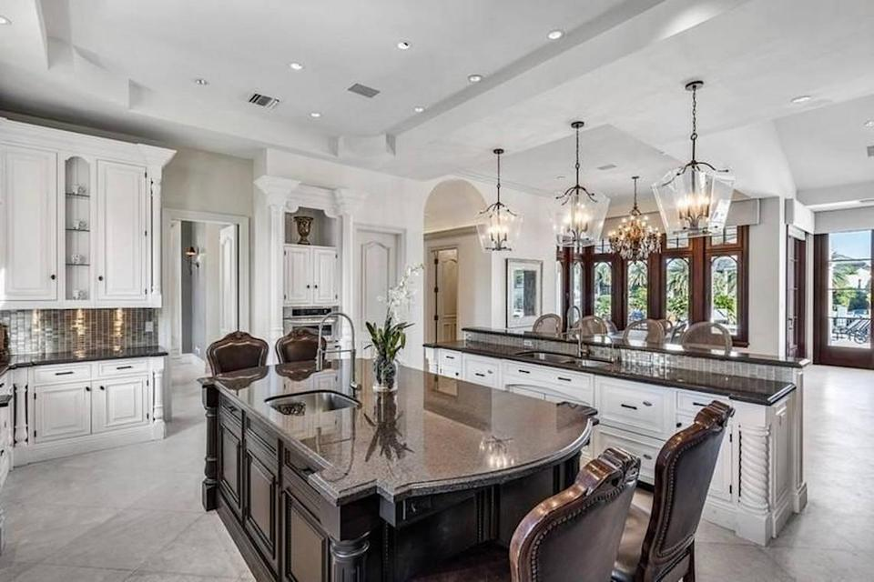 Pippen home in Fort Lauderdale
