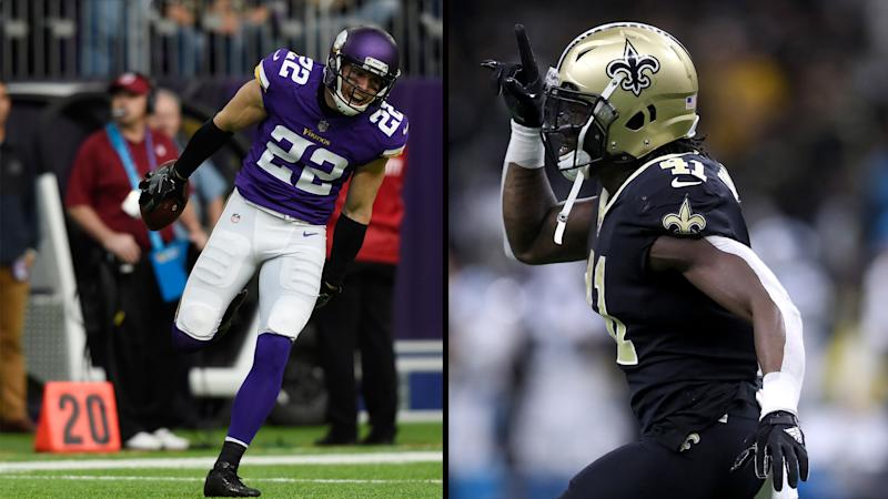 787268ec 2018 NFL Divisional Round: 10 fast facts for Vikings vs. Saints