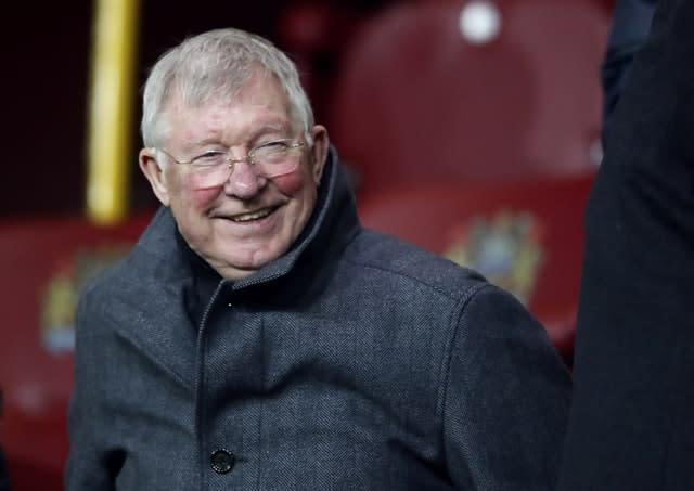 Sir Alex Ferguson's side came out on top (Martin Rickett/PA)