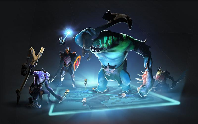Valve has revealed roster lock dates for early 2017. (Valve)