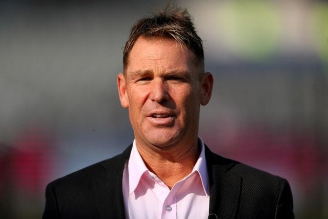 Australian cricket great Shane Warne has also supported the rescue effort (Mike Egerton/PA)