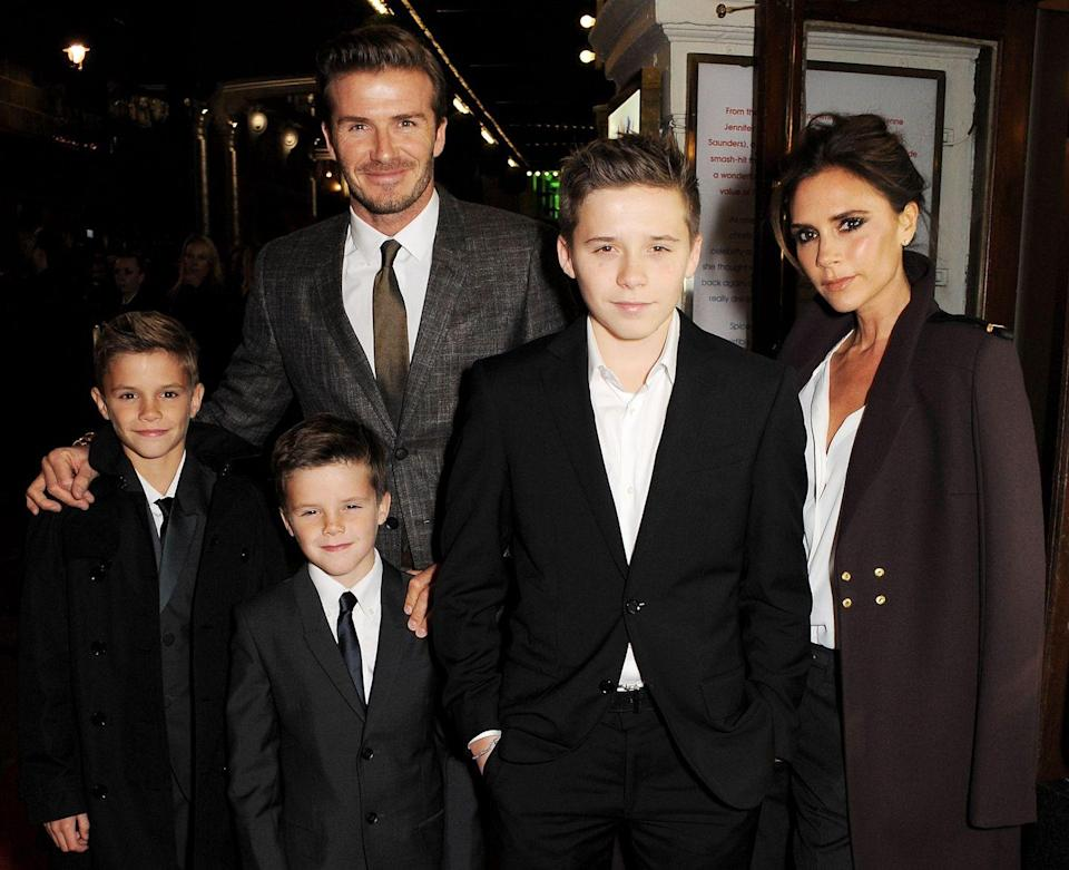 "<p><strong>Famous parent(s)</strong>: athlete David Beckham and Spice Girl and designer Victoria Beckham<br><strong>What it was like: </strong>""I had a lot of pressure on me,"" <a href=""http://www.vogue.co.uk/article/brooklyn-beckham-photography-life-in-spotlight"" rel=""nofollow noopener"" target=""_blank"" data-ylk=""slk:he's said"" class=""link rapid-noclick-resp"">he's said</a>. ""Every time I made a mistake everyone was looking at me. I just wanted to go in my own direction.""</p>"