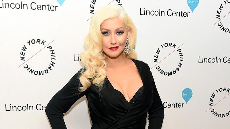 Christina Aguilera Praises Lady Gaga for Speaking Out Against R. Kelly