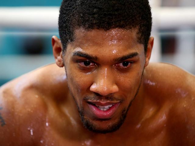 Anthony Joshua vs Joseph Parker: Joshua ready to commit future to Eddie Hearn's Matchroom Boxing