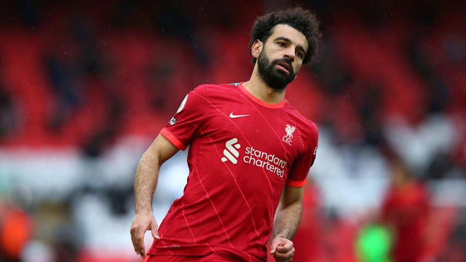 Mohamed Salah   Alex Livesey/Getty Images