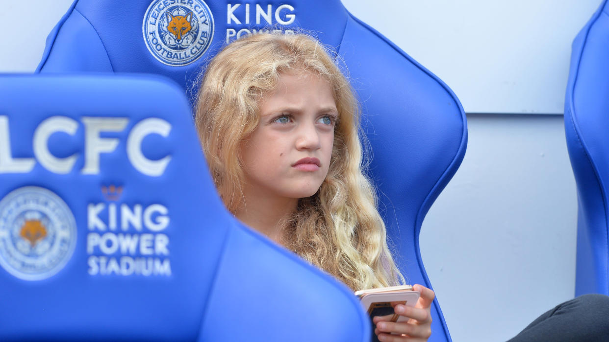Princess Andre has been targeted by fraudsters on TikTok. (Plumb Images/Leicester City FC via Getty Images)