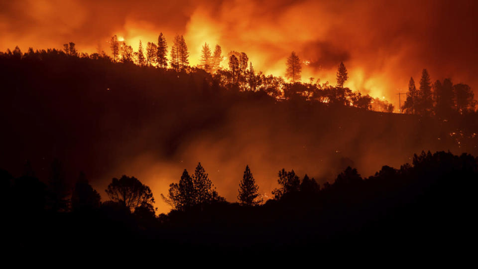 Another California drought in 2021 is possible, along with more wildfires