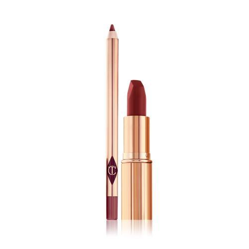 Luscious Lip Slick in Legendary Queen (Photo: Charlotte Tilbury)
