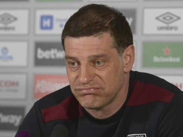 Bilic has endured a difficult second season in London (Getty)