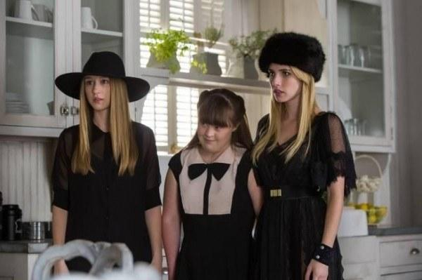 American Horror Story Season 8 Reunites Coven Cast in a New Photo Shared By Ryan Murphy