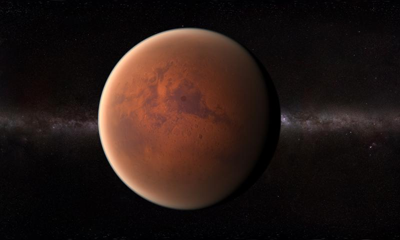Mars makes its closest approach in 15 years