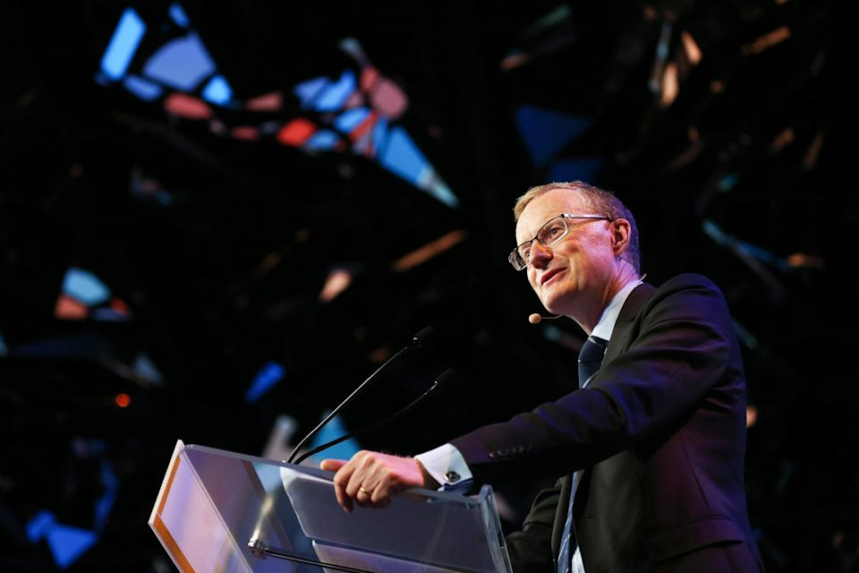 Reserve Bank of Australia governor Philip Lowe. <em>Image: Getty</em>