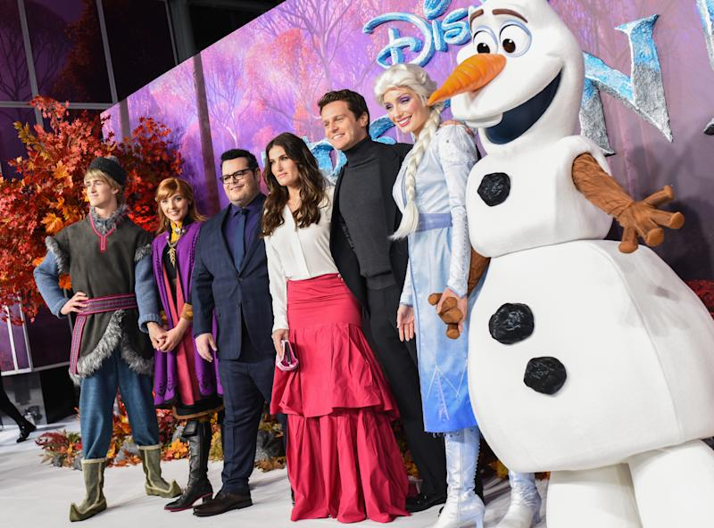 'Frozen 2' Passes the $1 Billion Mark at the Global Box Office