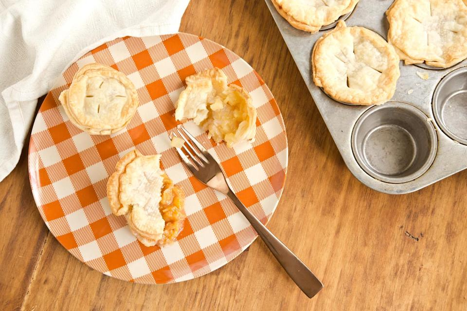 Muffin Tin Fruit Pies (Casey Barber)