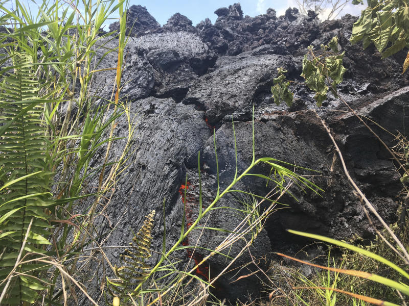 Hawaii Volcano Warning Upgraded to Red, Major Eruption Could Be Imminent