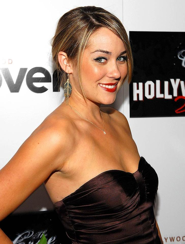"""The star of TV's guiltiest pleasure, Lauren Conrad took her soapy spin-off """"The Hills"""" to new heights this year thanks to a bitter feud with her former BFF, Heidi Montag. In addition to headlining MTV's highest rated program, the former """"Laguna Beach"""" girl also managed to work for """"Teen Vogue"""" while studying at L.A.'s Fashion Institute for Design and Merchandising. John Sciulli/<a href=""""http://www.wireimage.com"""" target=""""new"""">WireImage.com</a> - January 25, 2007"""