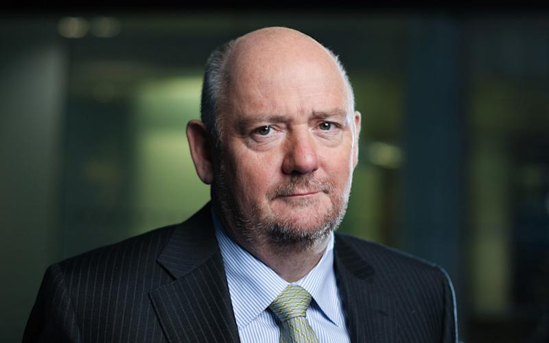 Richard Cousins, who has died aged 58 - Bloomberg News
