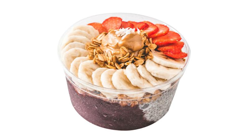 Buttered Acai smoothie. Photo: The Acai Collective