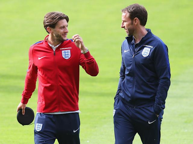 England World Cup squad: Gareth Southgate explains how Liverpool's Adam Lallana can still win his place