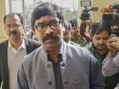 Divisions in Congress-led alliance in Jharkhand could hurt people's movements for land rights, says Hemant Soren
