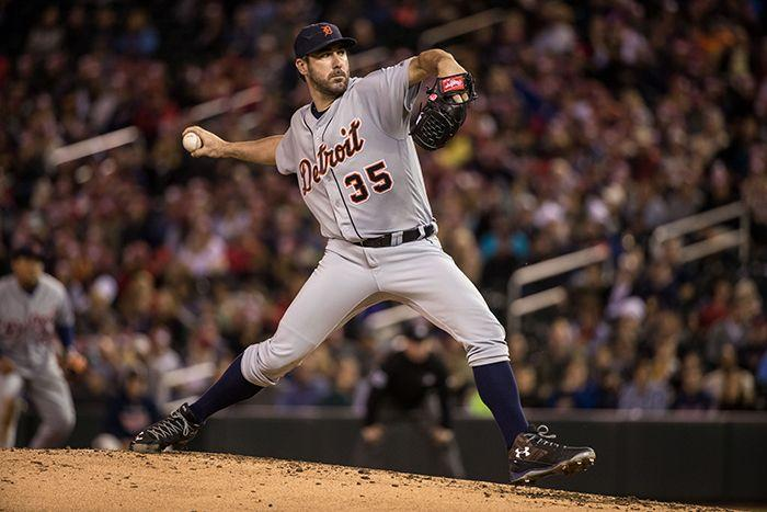 Verlander missed out on the Cy Young award despite scoring the most first-place votes. Photo: Getty