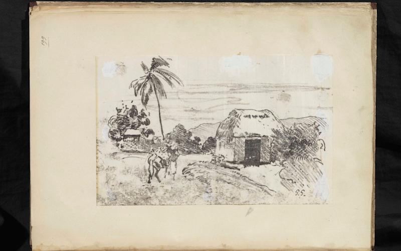 The pioneering artist was best known for his work in French Polynesia