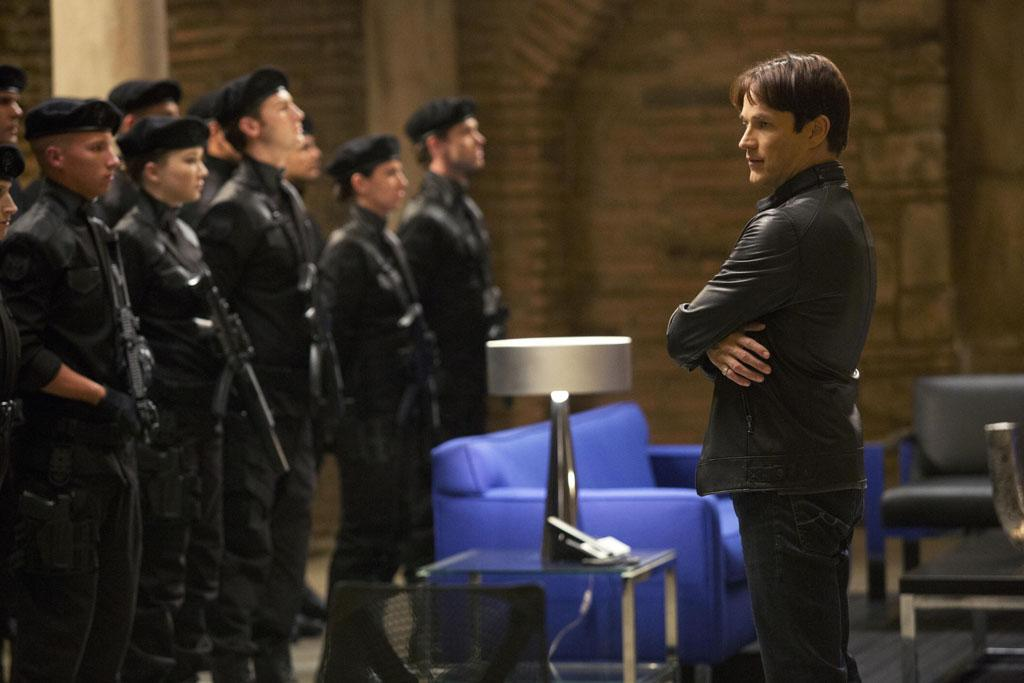 "Stephen Moyer in the ""True Blood"" Season 5 finale."