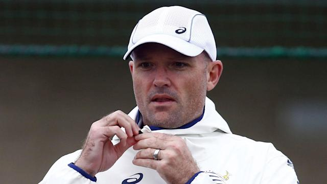Jacques Nienaber had previously served as Rassie Erasmus' assistant with South Africa and has now taken the top job.