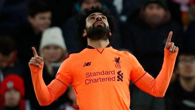 ​Liverpool forward Mohamed Salah is reportedly set to be offered an improved contract by the Reds as speculation continues to grow that he could be prised away from Anfield in summer after a scintillating first season with the club. Salah only arrived from Roma last year, but the Egyptian superstar has already been ​heavily linked with a summer switch to reigning European champions Real Madrid. The 25-year-old is the first ​Liverpool player to score 30 goals in a single season since Luis...