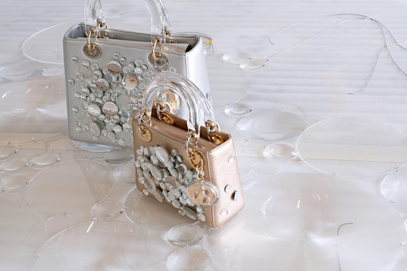 81541c05e055 11 female artists from around the world give Dior Lady bag a new spin