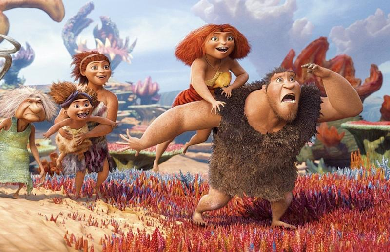 'The Croods 2' Has Been Wiped Off The Earth