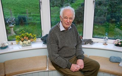 Colin Labouchere at his home in Wiltshire - Credit: christopher jones