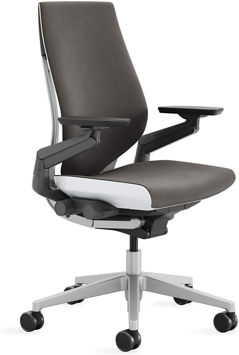 """<p><strong>Steelcase</strong></p><p>amazon.com</p><p><strong>$803.71</strong></p><p><a href=""""https://www.amazon.com/dp/B016OIF2JU?tag=syn-yahoo-20&ascsubtag=%5Bartid%7C10051.g.36806955%5Bsrc%7Cyahoo-us"""" rel=""""nofollow noopener"""" target=""""_blank"""" data-ylk=""""slk:Shop"""" class=""""link rapid-noclick-resp"""">Shop</a></p><p><strong>Save 20%</strong></p><p>You'd be right to call Steelcase the Maserati of office chairs.</p>"""