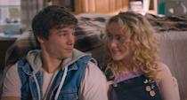 """<p><strong>The Map of Tiny Perfect Things</strong> follows teenagers Margaret (Kathryn Newton) and Mark (Kyle Allen), who fall in love while trying to break out of the continuous time loop they're stuck in. Consider this a modern-day spin on <strong>Groundhog Day</strong>with a touch of romance and sci-fi. </p> <p><a href=""""http://www.amazon.com/Map-Tiny-Perfect-Things/dp/B08RSWJ9WL"""" class=""""link rapid-noclick-resp"""" rel=""""nofollow noopener"""" target=""""_blank"""" data-ylk=""""slk:Watch The Map of Tiny Perfect Things on Amazon Prime."""">Watch <strong>The Map of Tiny Perfect Things</strong> on Amazon Prime.</a></p>"""