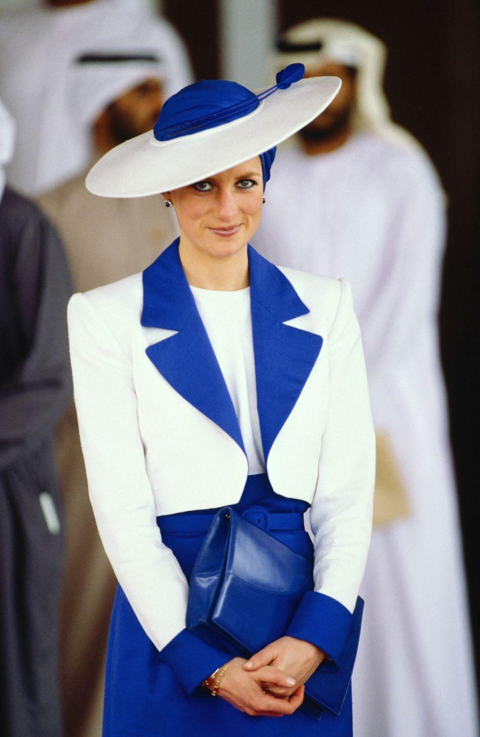 <p>As soon as she became a royal, Diana became an instant style icon. And it's obvious why. She was always smartly dressed and her hats were impressive.</p>