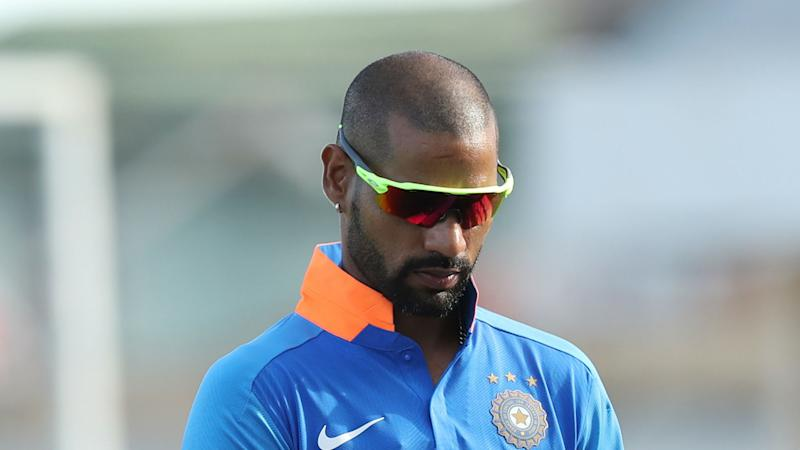 Dhawan to miss India's New Zealand tour with shoulder injury